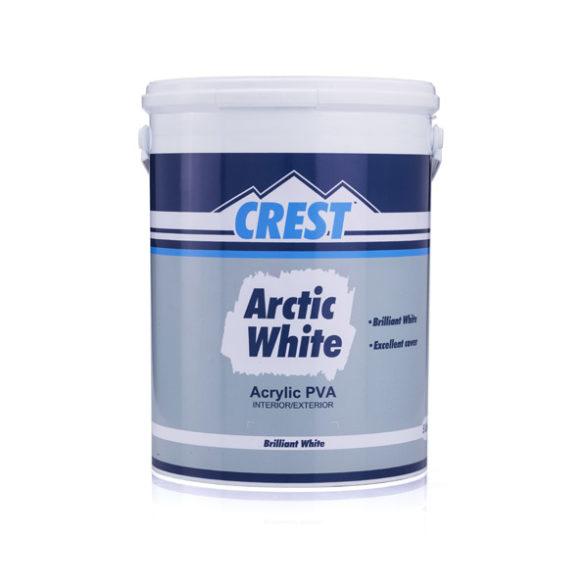 Crest Arctic White