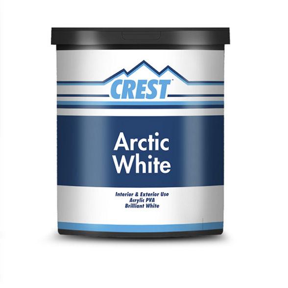 Crest Artic White