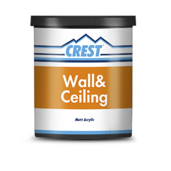 Crest Wall & Ceiling