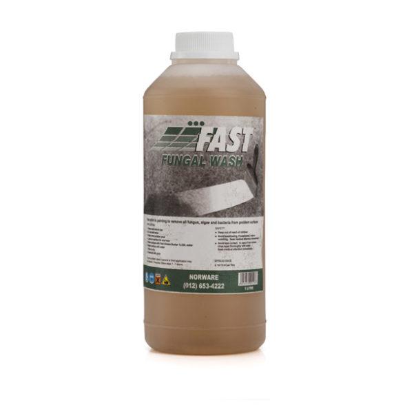 Fast Fungal Wash