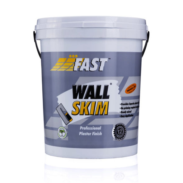 Fast Wall Skim Spray-On