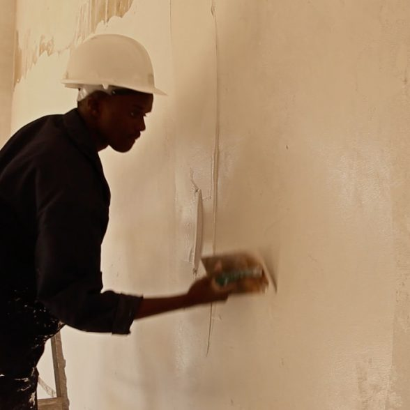 How to skim a wall with Fast Wall Skim