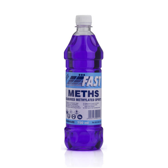 Fast Methylated Spirits Coloured