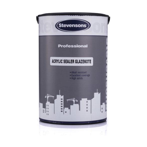 Stevensons Professional Acrylic Sealer Glazekote