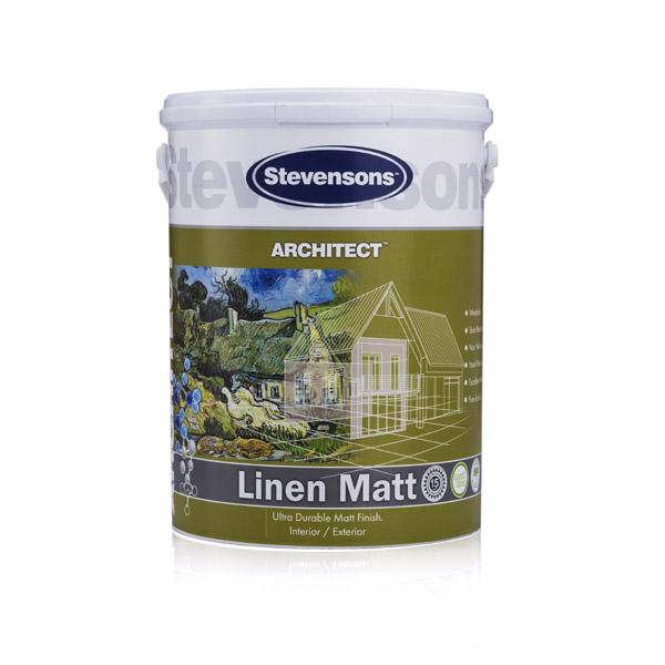 Stevensons Architect Linen Matt