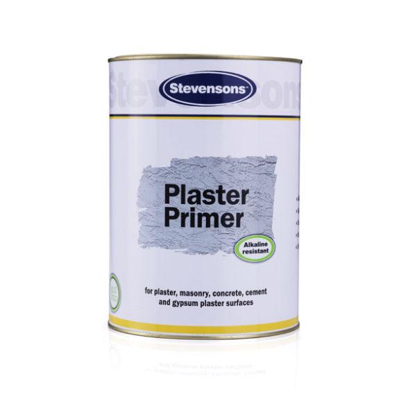 Stevensons Professional Plaster Primer Solvent Based