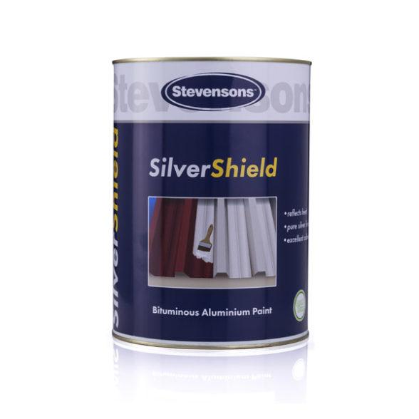 Stevensons Industrial Silvershield Bituminous Aluminium