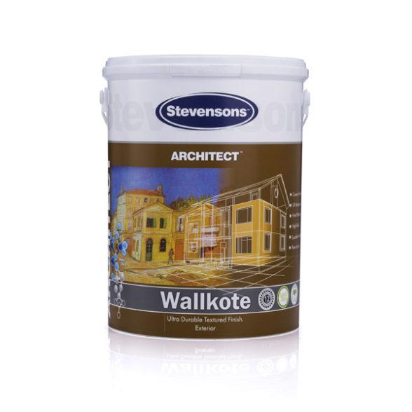 Stevensons Architect Wallkote