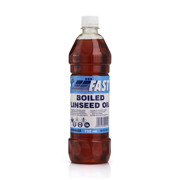 Fast Linseed Oil Boiled