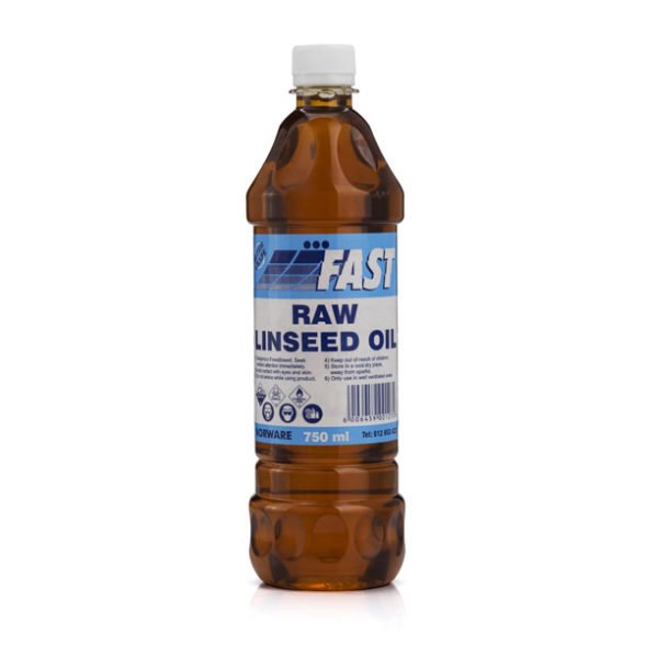 Fast Linseed Oil Raw